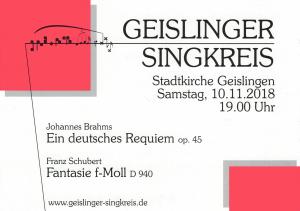 Singkreis Konzert Flyer Nov 2018 v2
